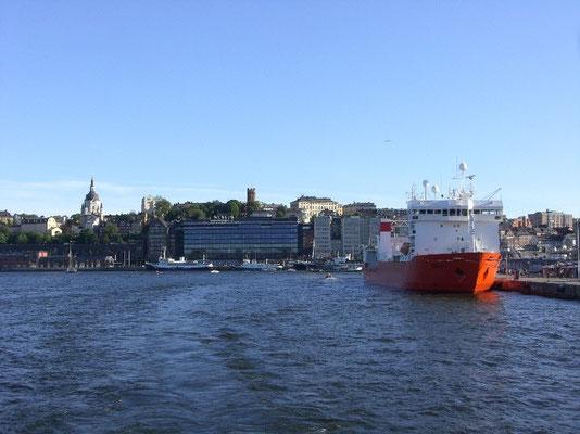 Stockholms harbour
