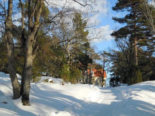 on Finnhamn