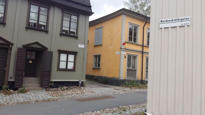 Around Gröna Lund