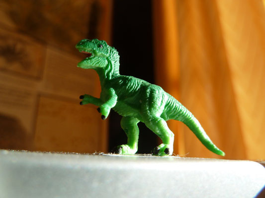 TREX at my working place :)