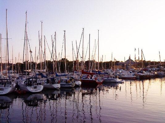 Stockholms Vasa harbour