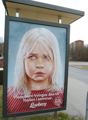 Well, Swedish advertising