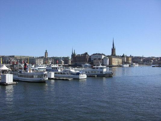 Riddarholmen & Gamla stan