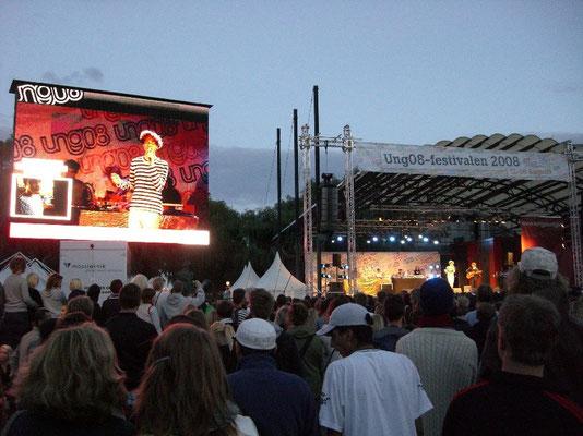 festival at Kungsträdgården