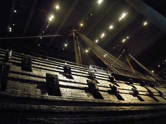 at Vasamuseet