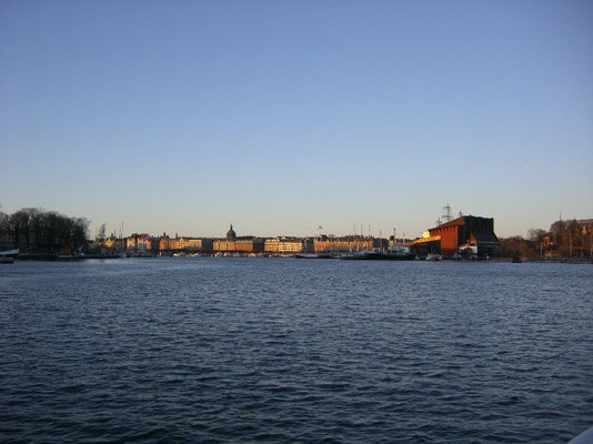 Strandvägen & Vasamuseet