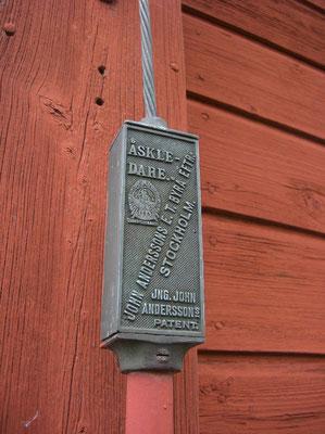 at Linnés hammarby