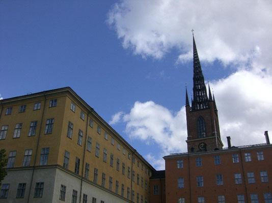 in Riddarholmen