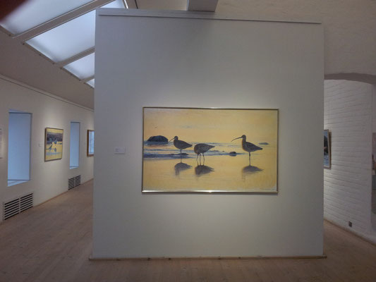 Lars Jonsson exhibition at Waldemarsudde