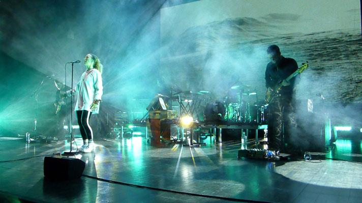 Sophia Jannok in concert in Uppsala