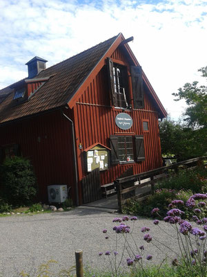 Skafferiet restaurant in Ekoparken