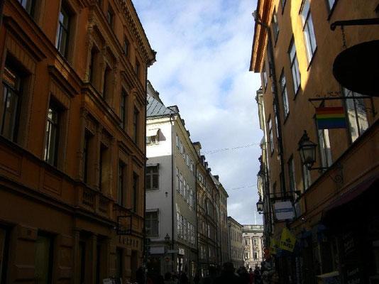 at Stora Nygatan