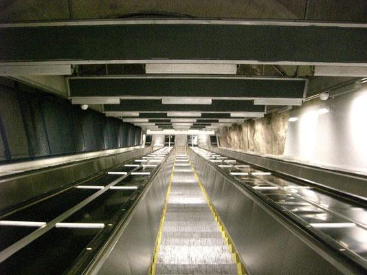 Stadshagen metro station