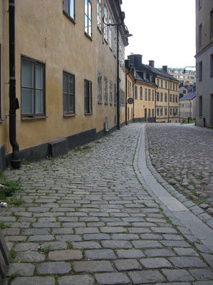 in Södermalm