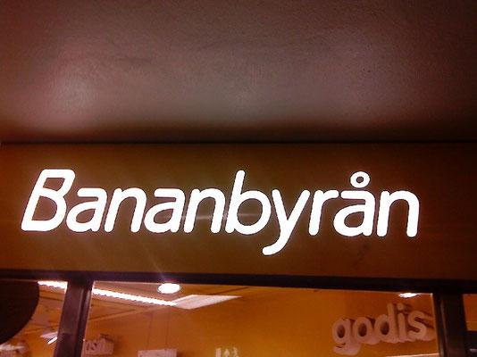 Bananbyrån?