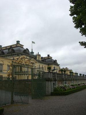 Drottningholm castle