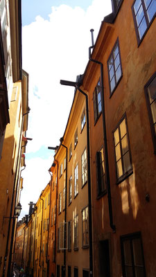 Somewhere in Gamla Stan