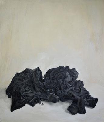 l'affranchi IV - nov13 - huile sur toile, 120x140cm