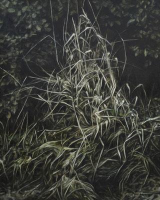 AfterGlow II - dec20- huile sur toile, 100x80cm