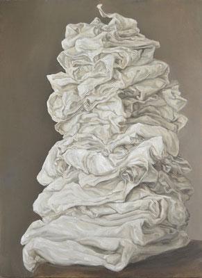 Vicissitude - juin15 - huile sur toile, 82x60cm