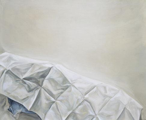 le revers du monde - jan21 - huile sur toile, 65x54cm