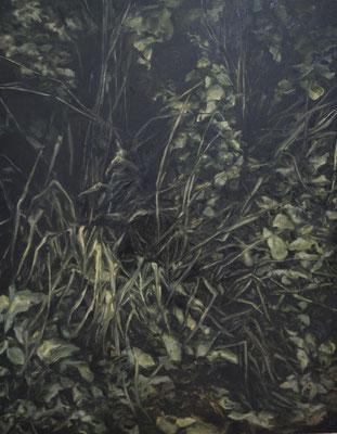 sleep disorder IV - fev19 - huile sur toile, 100x80 cm