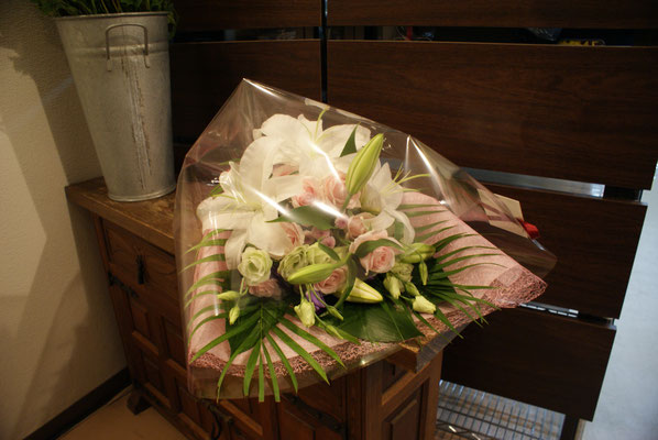 Sample11_One Side Bouquet