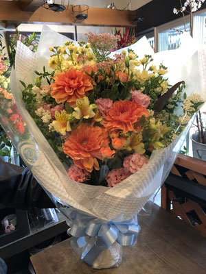 Sample18_One Side Bouquet