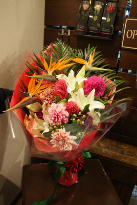 Sample6_One Side Bouquet