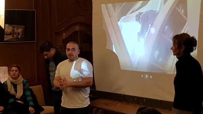Presentation at Ulme 35, Dec. 2018