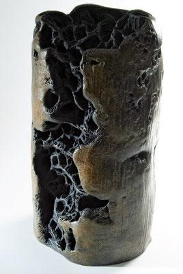 """érosion""prix de la terre au bronze, Bandol (F) 2015"