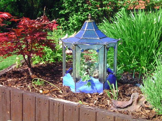 Glas-Pavilion, Tiffany