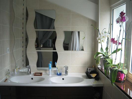 Rénovation de la salle de bain n°1