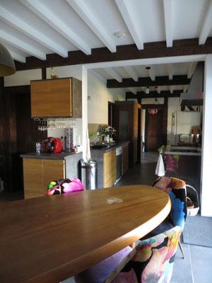 Création d'un espace cuisine/salle à manger