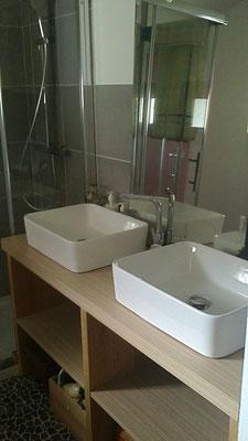Rénovation salle de bain n°2