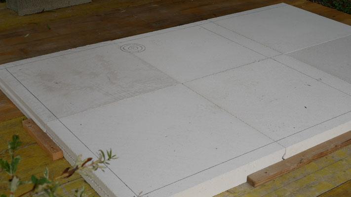 blocs de beton cellulaire