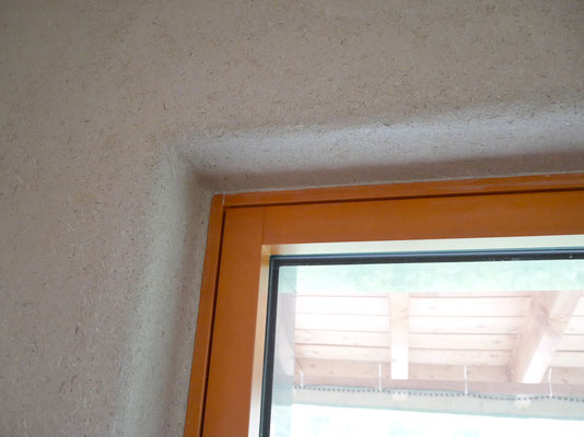 contours arrondis d'une fenêtre
