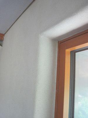 tours arrondis des fenêtres