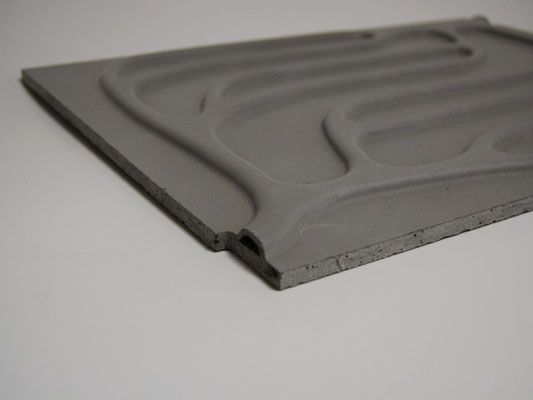 Vacuum Formed UHPC Panels