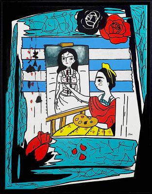 Mai, Hommage an Frida Kahlo