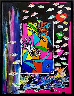 März,, Hommage an Henri Matisse