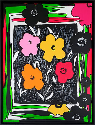August, Hommage an Andy Warhol