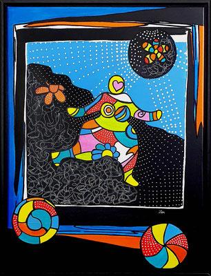 Januar, Hommage an Niki de Saint Phalle