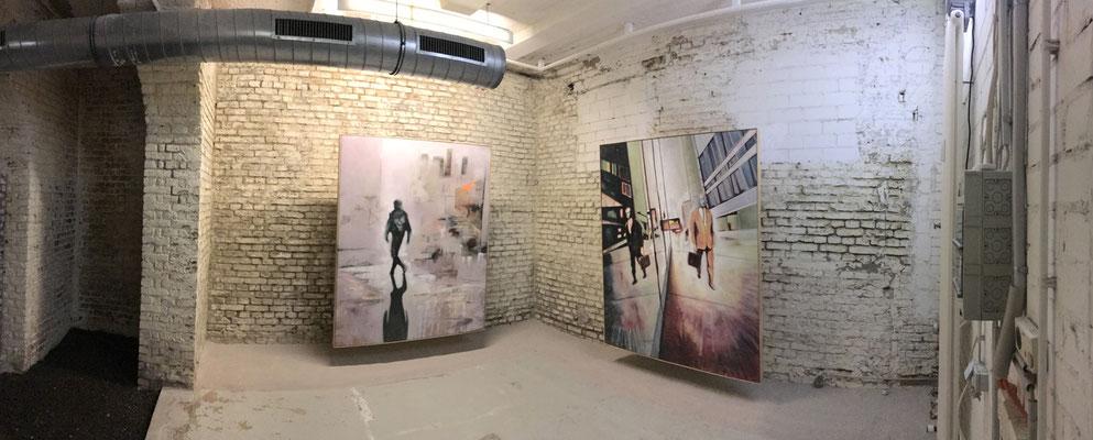 Kosmos Stefan Stichler 2018, RaumX,  RUBRECHTCONTEMPORARY galerie
