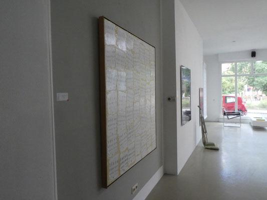 Genetic Moments – Impresionen der Ausstellung, Galerie RUBRECHT CONTEMPORARY, Wiesbaden