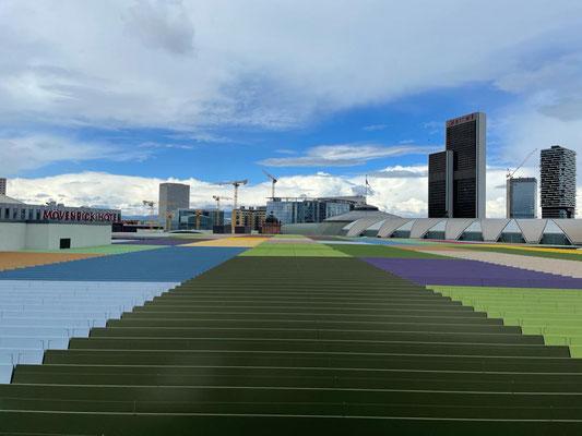 Skyline Plaza   Skyline Space of Contemporary Art, Rooftop/Garden, Quelle CS