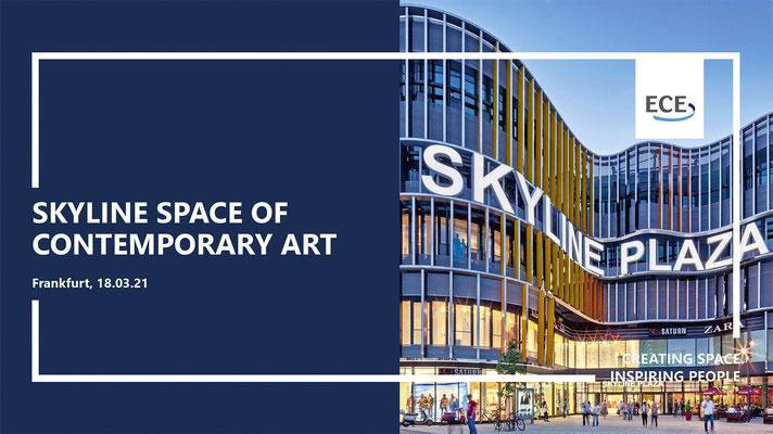 Skyline Plaza   Skyline Space of Contemporary Art