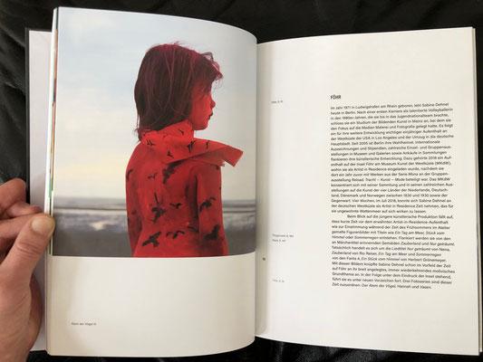 Katalog Sabine Dehnel, Ansichten, erschienen im Hatzfeld Verlag, März 2021