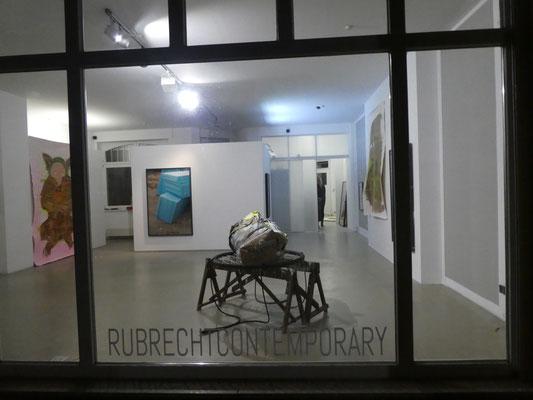 STRASZEWSKI + YVETTE WILDGEHEGE | 01.03. – 10.04.2020, Galerie Rubrecht