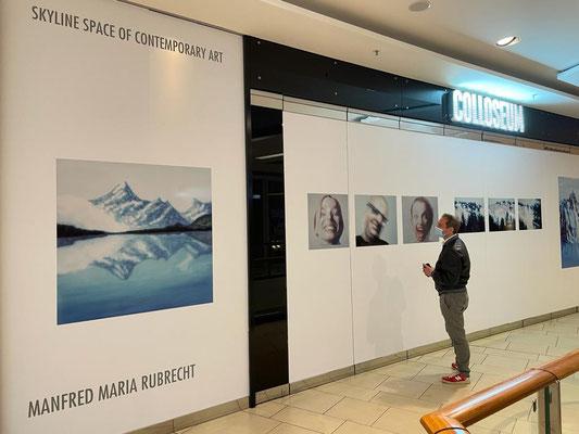 Skyline Space of Contemporary Art, Artist: Manfred Maria Rubrecht, Quelle CS
